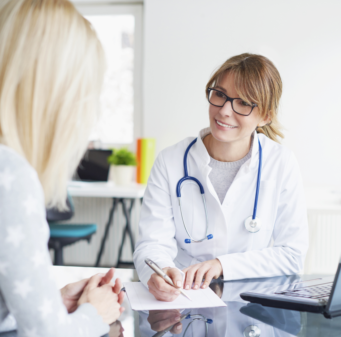 Doctor Discusses Financial Options